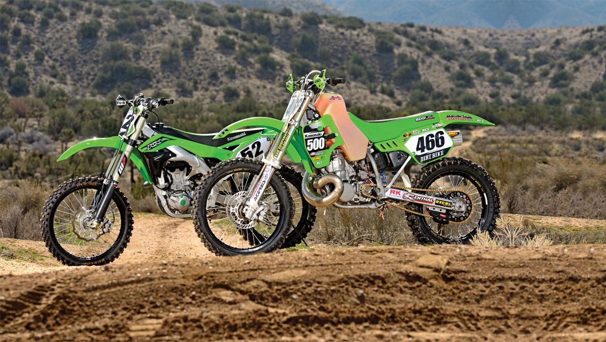 Curiosamente, a KX500 continua competitiva em um campo bem específico. Ela  talvez fosse a melhor moto de todos os tempos para correr no deserto. O  Motocross ... 76b7b938a3