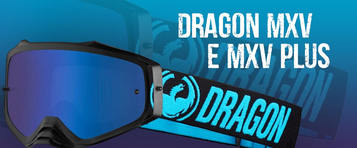 e1f110820 Óculos Dragon MXV e MXV Plus