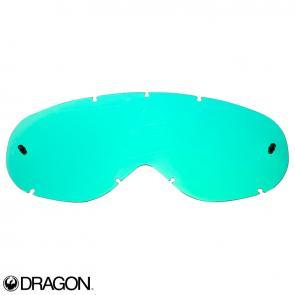 Lente Dragon MDX Verde Espelhada