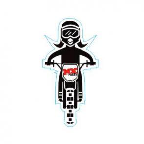 Adesivo Família Motocross Filha