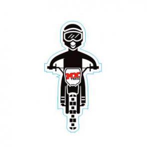 Adesivo Família Motocross Filho