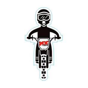Adesivo Família Motocross Pai