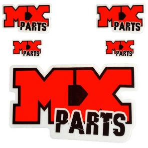 Adesivo MX Parts