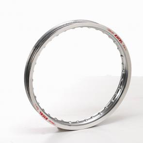 Aro Traseiro 18 Excel Takasago Alumínio 36 Furos Prata