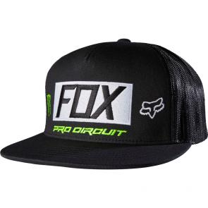 Boné Fox Monster Paddock Snapback