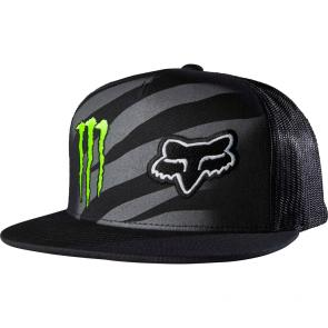 Boné Fox Monster Zebra Snapback