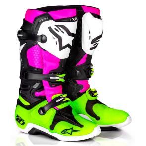 Bota Alpinestars Tech 10 Radiant