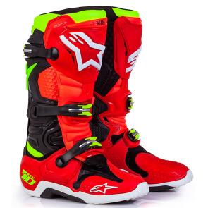 Bota Alpinestars Tech 10 Torch
