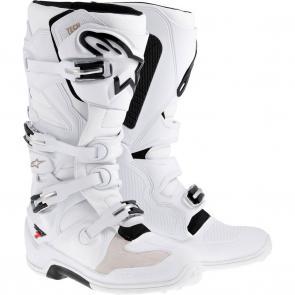 Bota Alpinestars Tech 7 - Branco