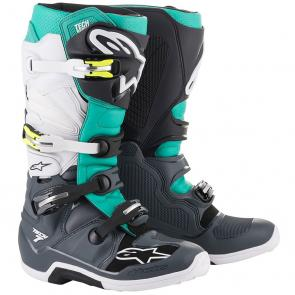 Bota Alpinestars Tech 7 - Verde