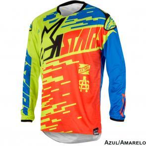 Camisa Alpinestars Racer Braap 16