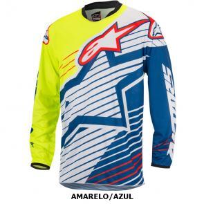Camisa Alpinestars Racer Braap 17