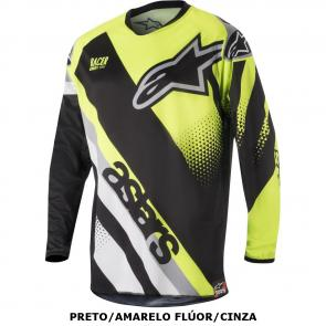 Camisa Alpinestars Racer Supermatic 18