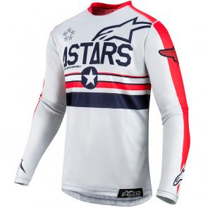 Camisa Alpinestars Racer Tech Five Star