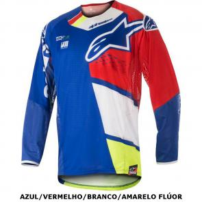 Camisa Alpinestars Techstar Factory 18