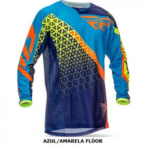 Camisa Fly Kinetic Trifecta