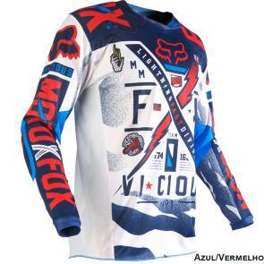 Camisa Fox 180 Vicious