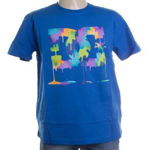 Camiseta DC Painted