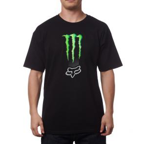 Camiseta Fox Monster Zebra