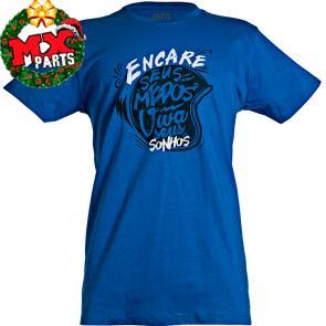 Camiseta Oito Nove Company Capacete Motivacional