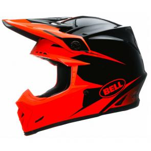 Capacete Bell Moto 9 Infrared Intake