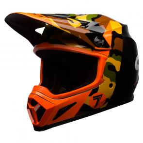 Capacete Bell MX-9 Seven Soldier MIPS