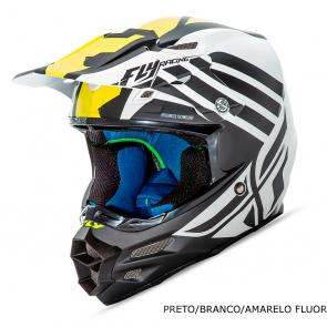 Capacete Fly F2 Zoom