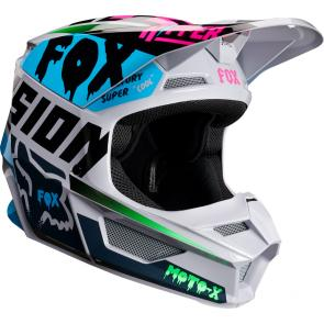 72ed6d38c35e6 Loja Fox Racing - Capacete Fox MX Parts - MX Parts