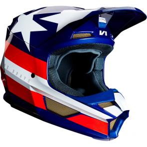Capacete Fox V1 Gold USA