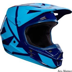 Capacete Fox V1 Race 17