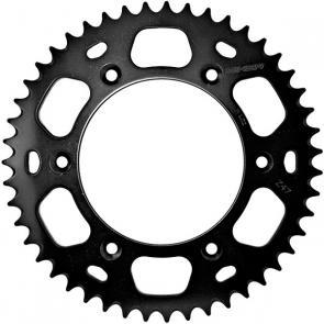 Coroa de Aço Biker CRF230 / CR125 / CR250 / CRFX 125/250/450 / CRF 125/250/450 / XR400