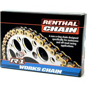 Corrente Renthal 420x130 R1 Works Chain