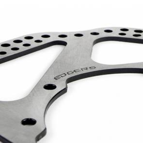 Disco de Freio Dianteiro Edgers Oversize CRF250/450 R/X