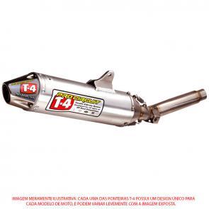 Ponteira Pro Circuit T-4 CRFX 450 / CRF 450 - Alumínio