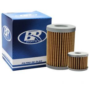 Filtro de Óleo BR Parts KXF 250 04/13 + RMZ 250/450 04/13