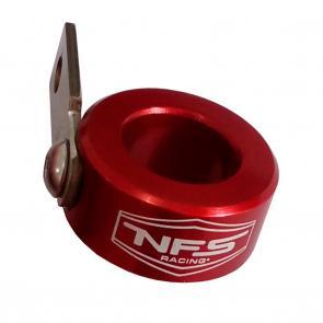 Guia do Flexível do Freio Dianteiro NFS CRF 250/450 - Alumínio