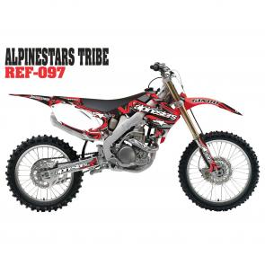 Kit Adesivo Alpinestars Tribe