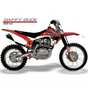 Kit Adesivo Completo Daffy Duck