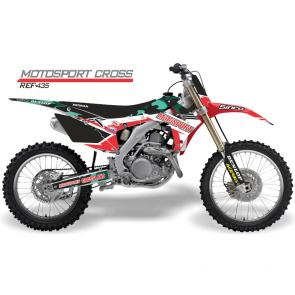 Kit Adesivo Completo Motosport Cross