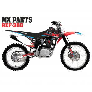 Kit Adesivo Completo MX Parts