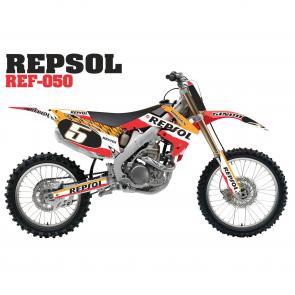 Kit Adesivo completo Repsol