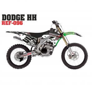 Kit Adesivo Dodge HH