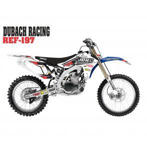 Kit Adesivo Completo Dubach Racing