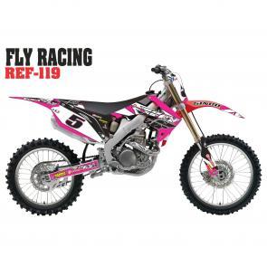 Kit Adesivo Fly Racing