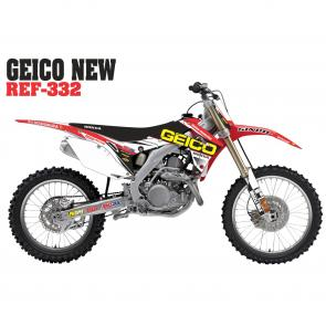 Kit Adesivo Completo Geico New