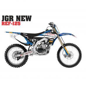 Kit Adesivo Completo Jgr New
