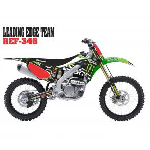 Kit Adesivo Completo Leading Edge Team