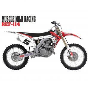 Kit Adesivo Muscle Milk