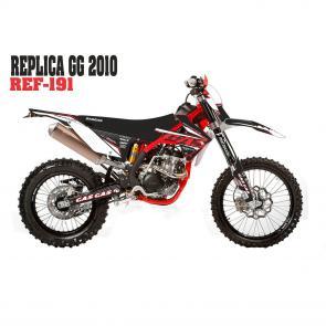 Kit Adesivo Completo Réplica GasGas 2010