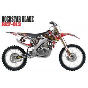 Kit Adesivo Rockstar Blade completo